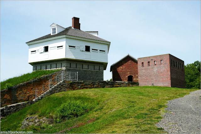 Fort McClary State Historic Site en Kittery, Maine