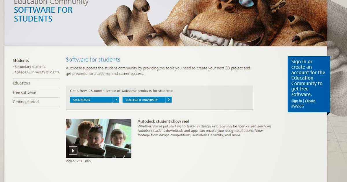 Autodesk Student Community Gets Overhauled | TheRevitKid com