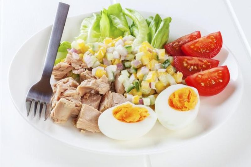 Adakah gulungan telur restoran Cina baik untuk diet?