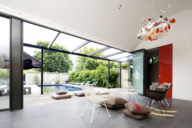 4300 Desain Dinding Kolam Renang Minimalis HD