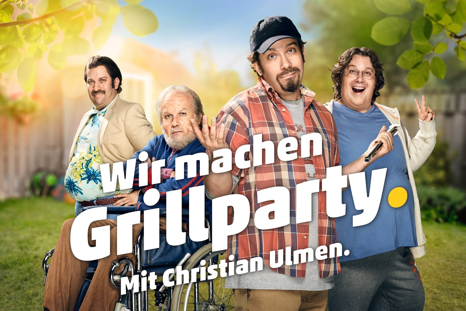 WIR MACHEN GRILLPARTY WEBISODE 4 | PENNY X CHRISTIAN ULMEN IN 'MARCO ENTHÜLLT'