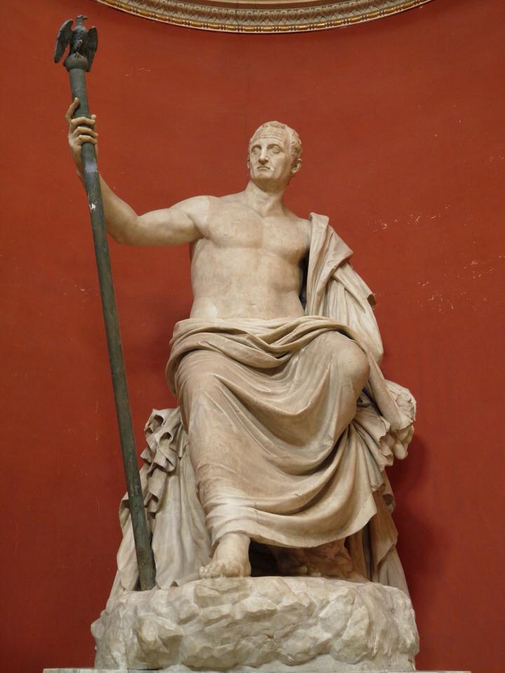Η Φρουρά κάνει τον Γάλβα αυτοκράτορα και στη συνέχεια τον δολοφονεί