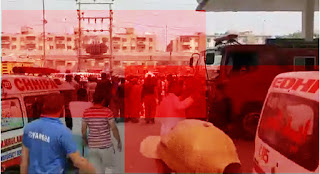 Fire-Broke-out-Incident-in-North-Karachi-Gasoline-Pump