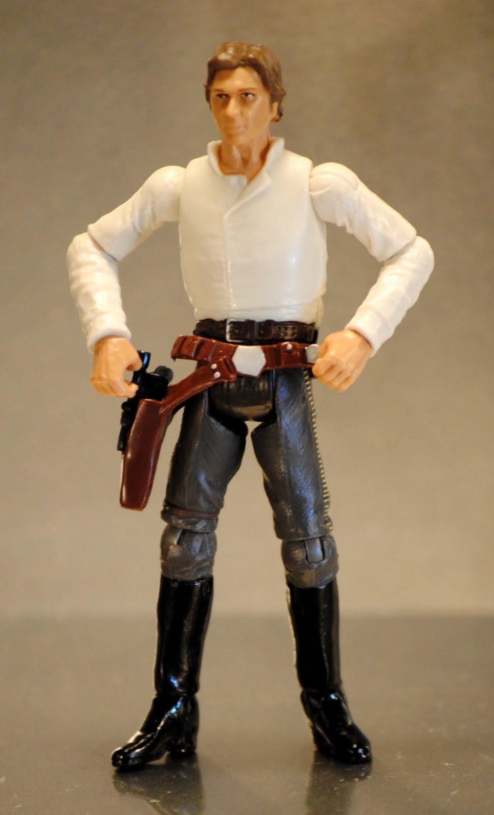 Solo: ACTION FIGURE EMPIRE: Han Solo: Endor Strike Team