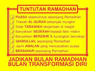 ramadhan muncul lagi