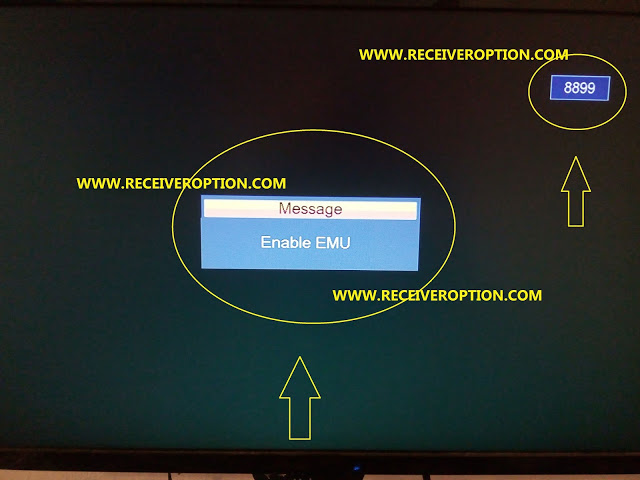 TIGER F8 HD RECEIVER CCCAM OPTION