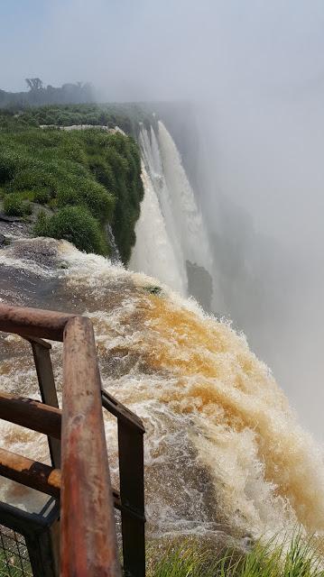 Garganta do Diabo Cataratas Argentinas