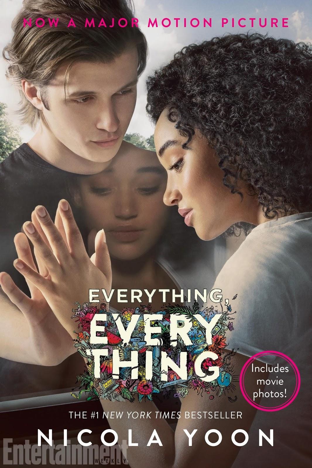 Everything, Everything  (2017) ทุกสิ่ง, ทุก ๆ สิ่ง…คือเธอ