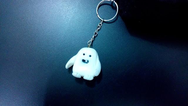 Adipose Keychain