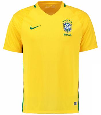 Brazil Home 2016