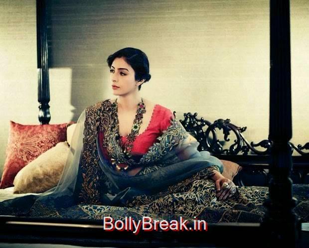 Tabu Stills, Actress Tabu Hi Blitz Magazine hot Photoshoot Pics