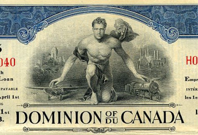 Dominion of Canada bond