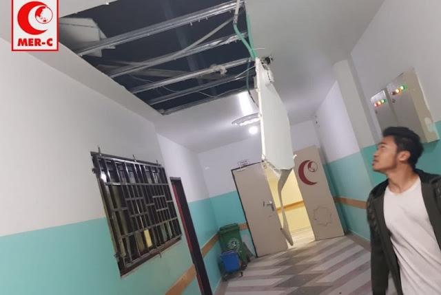 Israel Serang Gaza, RS Indonesia Alami Kerusakan