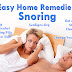 All 28 Home Remedies For Snoring