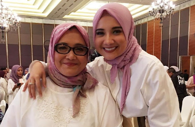 Fanny Bauty Doakan Zaskia Sungkar Segera Jadi Ibu