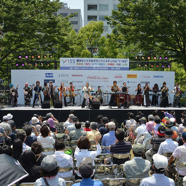 Yokohama Central Town Festival, Kanagawa Pref.