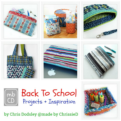Back To School Inspiration and Projects by www.madebyChrissieD.com