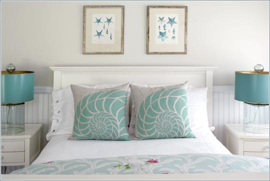 Hampton Style Decorating Bedrooms | Euffslemani.com
