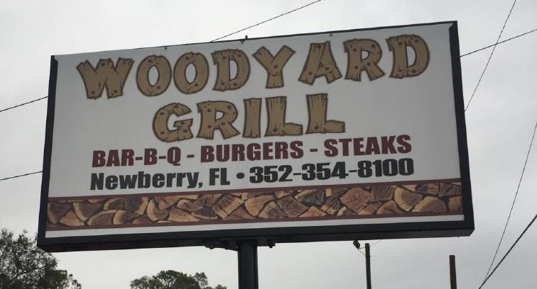 Gainesville Food Review: Woodyard Grill - Newberry, Florida