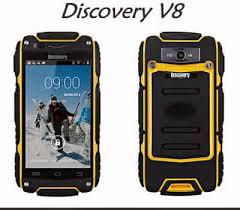 spesifikasi hape outdoor Discovery V8