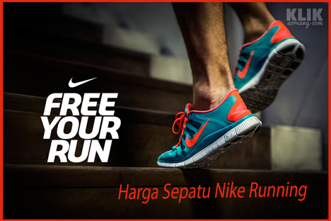 Harga Sepatu Nike Running