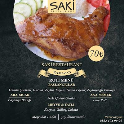 saki restaurant denizli iletişim saki restaurant denizli menü saki restaurant denizli fiyatları