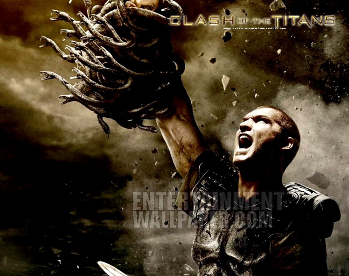 Clash Of The Titans Wallpapers Important Wallpapers