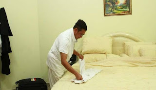 Patut dicontoh, Tiga Pekan Tugas di Arab Saudi, Menag Ogah Menginap di Hotel