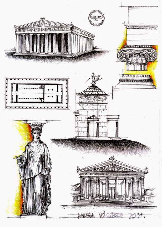 03-Greek-Architecture-Andrea-Voiculescu-Drawings-of-Historic-Architecture-www-designstack-co