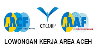 Lowongan Kerja PT.Mega Central Finance (MCF) Aceh November 2016