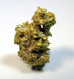 gold in quartzo, Brazil