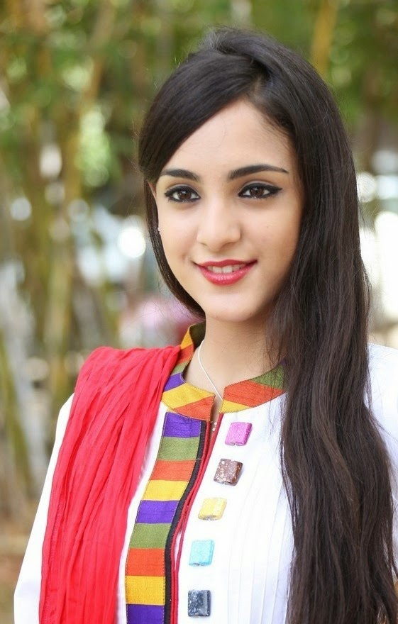 Actress Kanika Kapoor Latest Chudidhar Stills - Cine Gallery