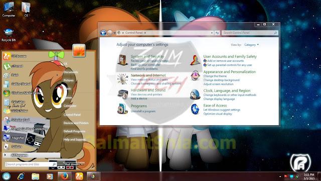 Windows Pony Edition 2015 X64 - عالم التقنيه