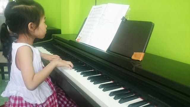 HỌC CHƠI ĐÀN PIANO, ORGAN VÀ GUITAR