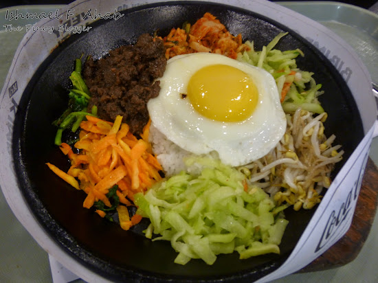 Bibimbob of Mr. Kimbob