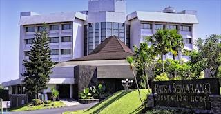 Menginap di Hotel Patra Jasa Semarang