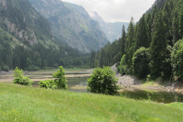 Montenegro, NP Durmitor, meertje van gletsjerwater