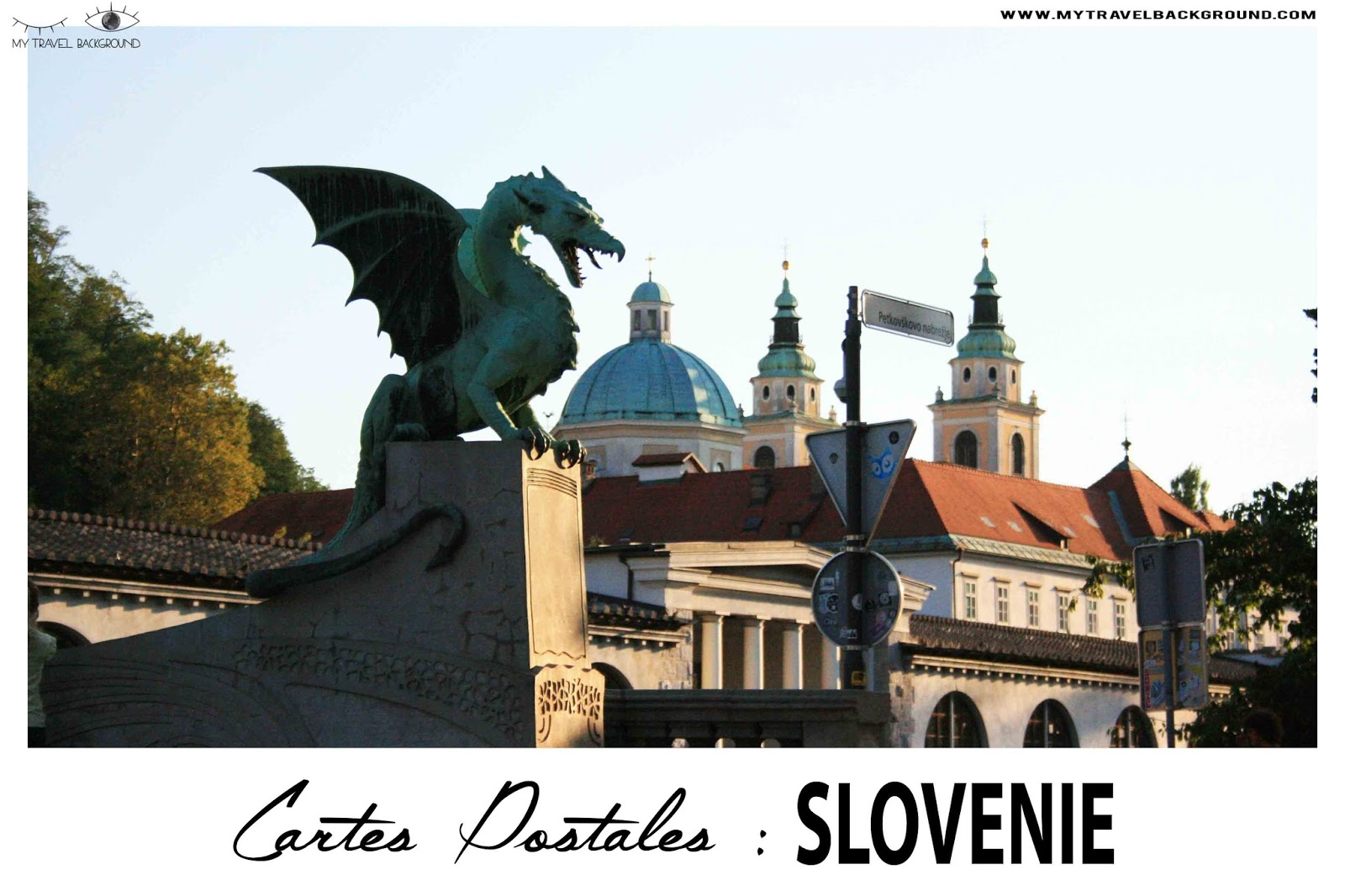 My Travel Background : cartes postales de Slovénie