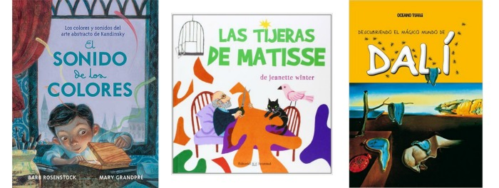 cuentos sobre vida artistas para acercar el arte a los niños, los mejores libros infantiles de arte