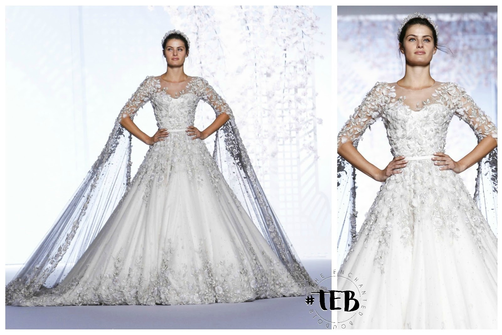 Spring 2016 Couture: Ralph & Russo