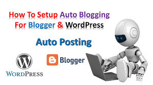 what is auto blogging /how to make 1000$ per month on auto blogging
