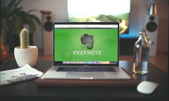 Snabb och enkel efterforskning med Evernote
