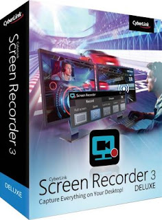 CyberLink Screen Recorder Deluxe 3.1.0.4287 Full Version