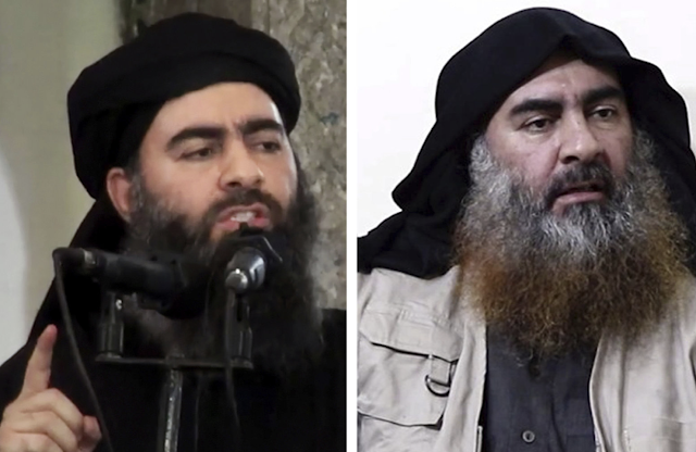 Abu Bakr al-Baghdadi Of ISIS Apparently Releases Rare Video