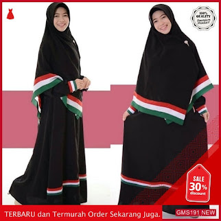 GMS191 FNSHJ191G95 Gamis Dress Palestina Tanpa Hijab Dropship SK0720592721