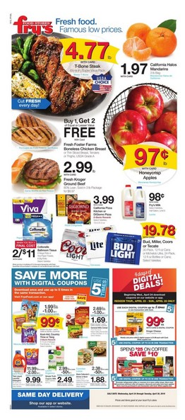 fry s weekly ad