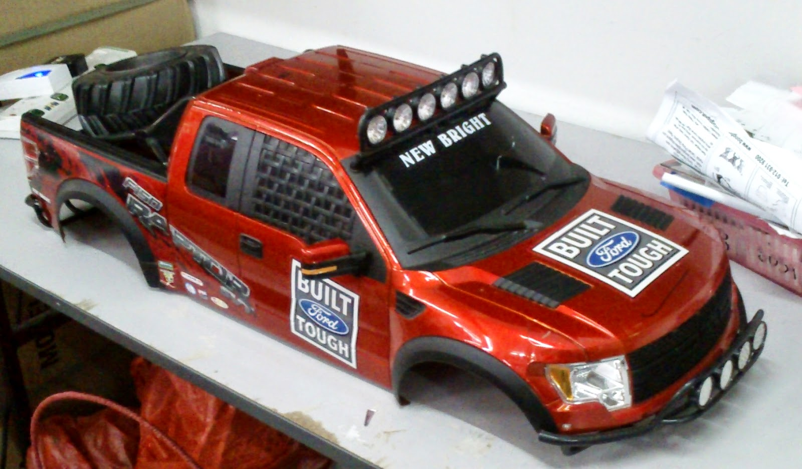 a0b8df2ea2a9 Malaysia RC Scale Trucks and Accessories  Ford F150 Raptor 1 6 Scale ...