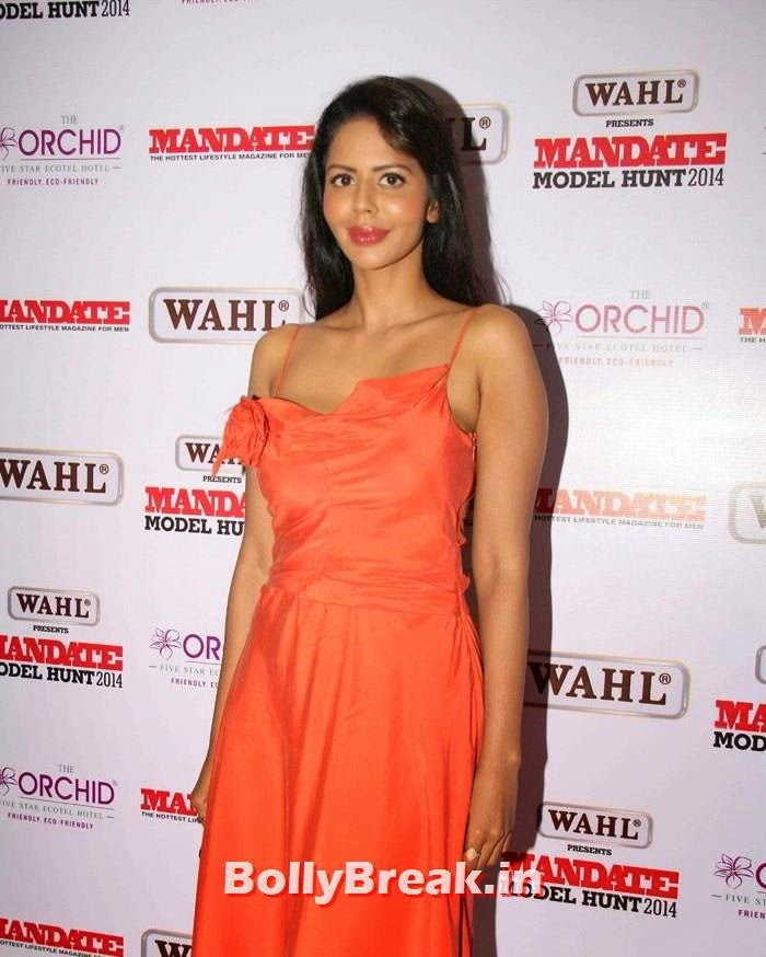 Bhairavi Goswami, Mandate Model Hunt 2014 Grand Finale Photo Gallery