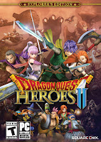 Dragon Quest Heroes 2 Game Cover PC