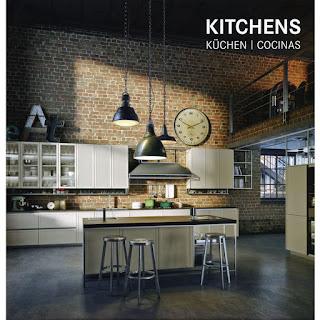Colección Könemann de Diseño y Arquitectura Cocinas